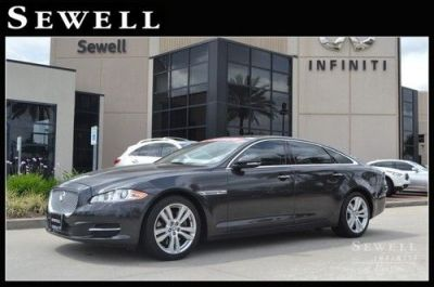 Sell used 2011 Jaguar XJ at Sewell Infiniti in Houston, Texas, United States, for US $52,981.00
