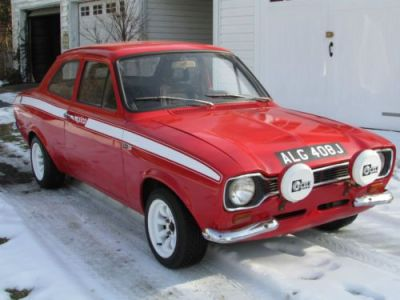 Buy used 1970 Ford Escort Mk1 1600 GT 2 dr LHD - (Mexico British RS2000 cortina rs mk2 ) in ...