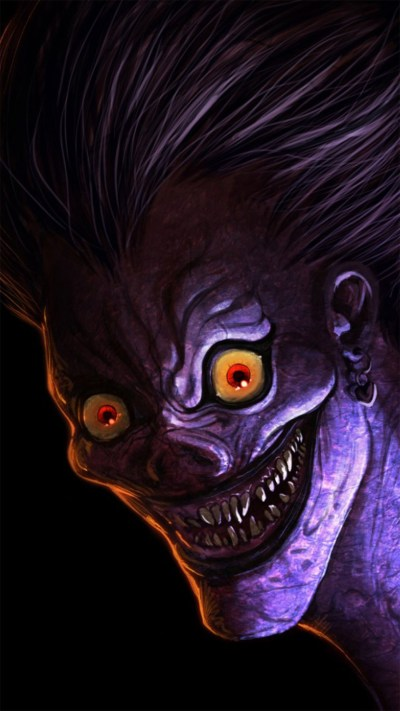 Ryuk Wallpaper for iPhone X, 8, 7, 6 - Free Download on 3Wallpapers