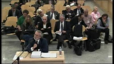 Siga en directo el juicio del caso Gürtel