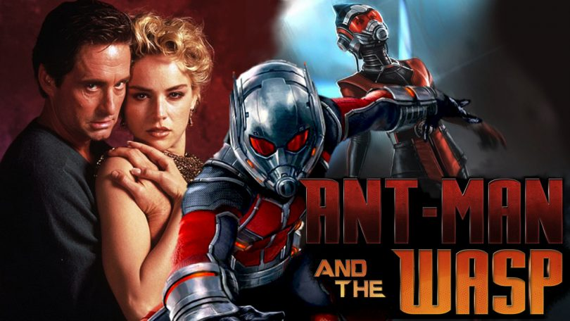 Who Will Be the Ghost  Here s First Look of Ant Man and Wasp Here s First Look of Ant Man 2