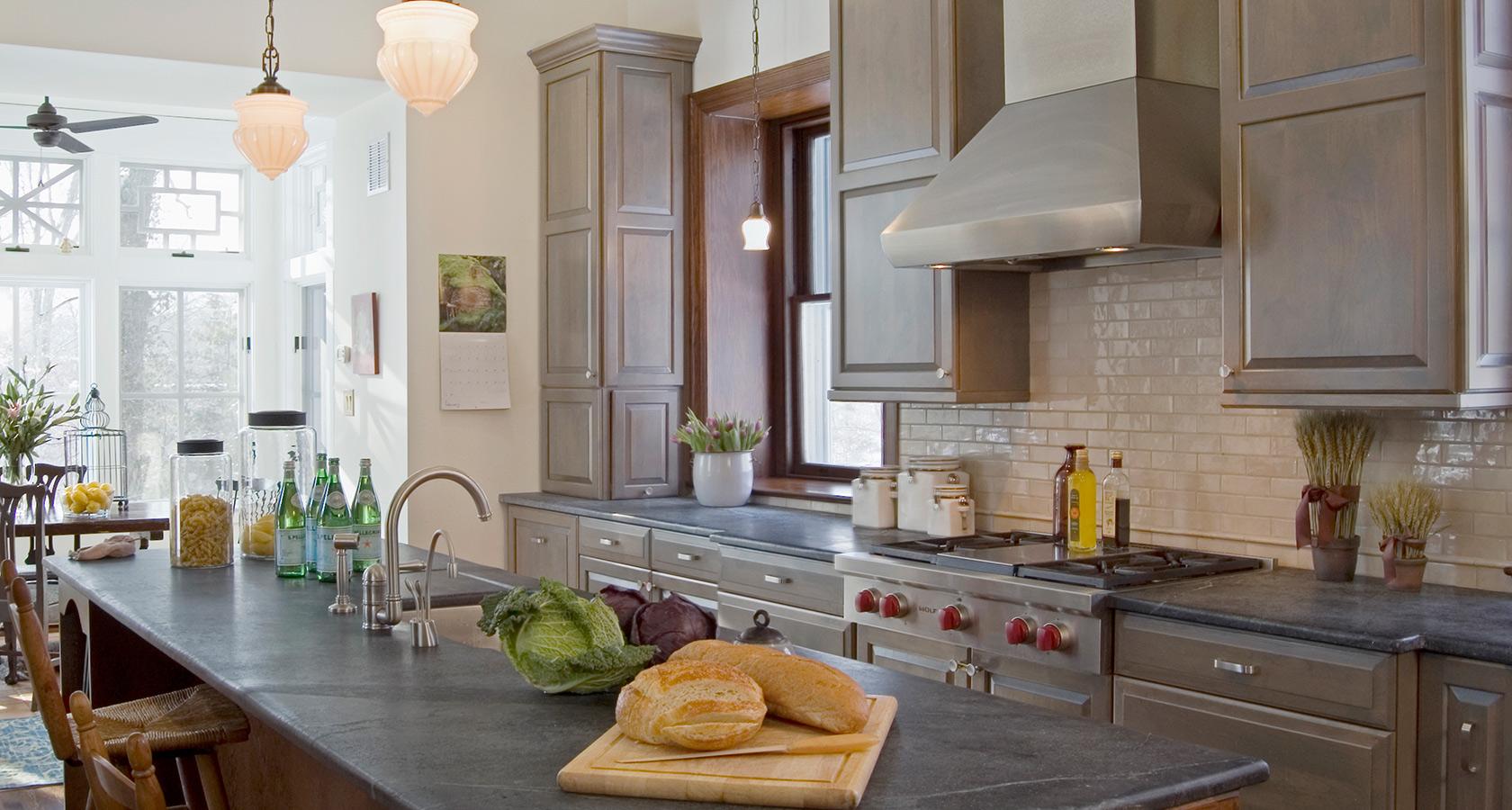soapstone countertops st louis soapstone kitchen countertops