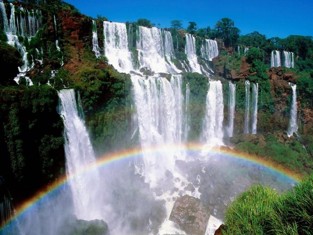 9 Reasons to Pick Uruguay as your Nearshore Service Provider Iguazu Falls