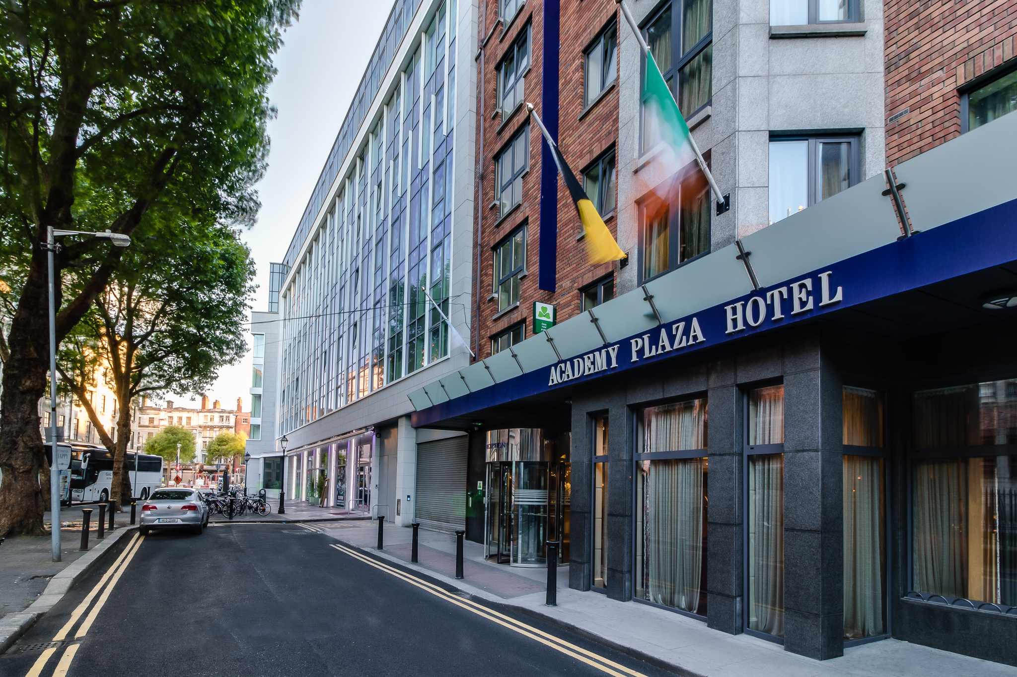 Academy Plaza Hotel Dublin   New Offers for 2018  Free Breakfast