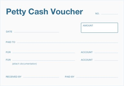 What is a petty cash voucher? | AccountingCoach