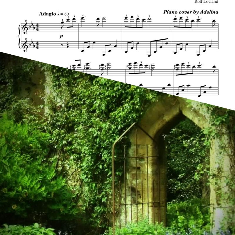 """Song from a Secret Garden"" – Secret Garden – Piano sheets"