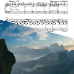 """One Moment In Time"" – Sheet Music Download"