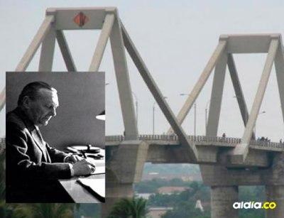 Diseñador del puente Pumarejo fue el mismo del que se cayó en Italia | AL DíA