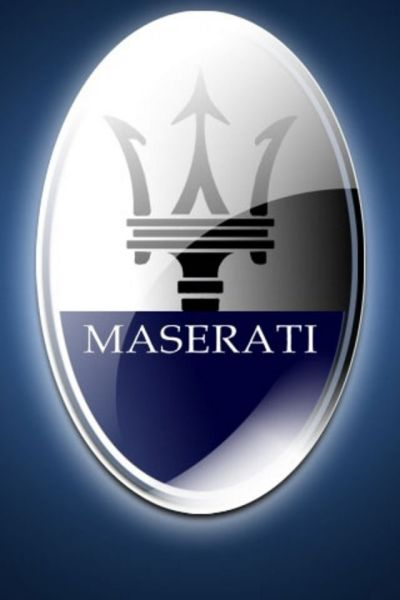 Maserati Logo iPhone Wallpaper HD