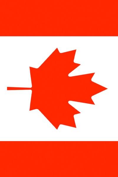 Canada Flag iPhone Wallpaper HD