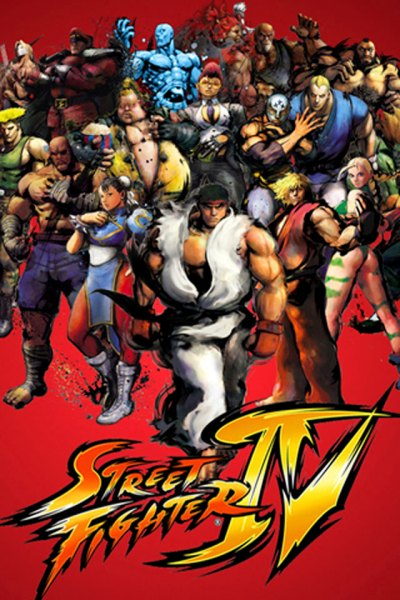 Street Fighter iPhone Wallpaper HD