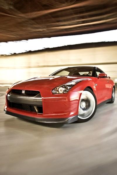 Nissan GTR iPhone Wallpaper HD