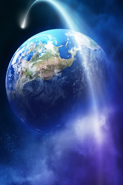 Earth Fantasy iPhone Wallpaper HD