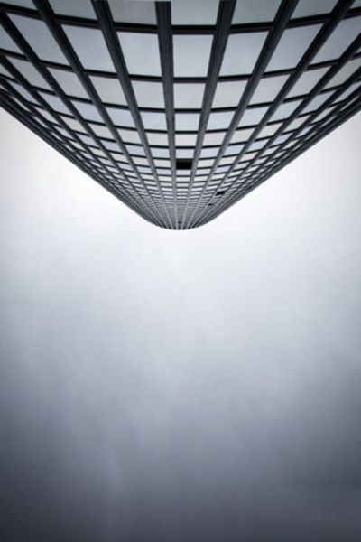 Building Perspective iPhone Wallpaper HD