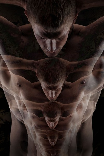 Men Muscles iPhone Wallpaper HD