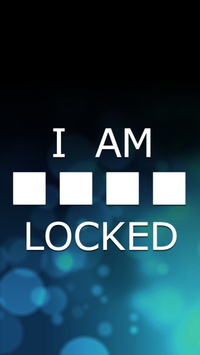 Lock Screen iPhone Wallpaper HD