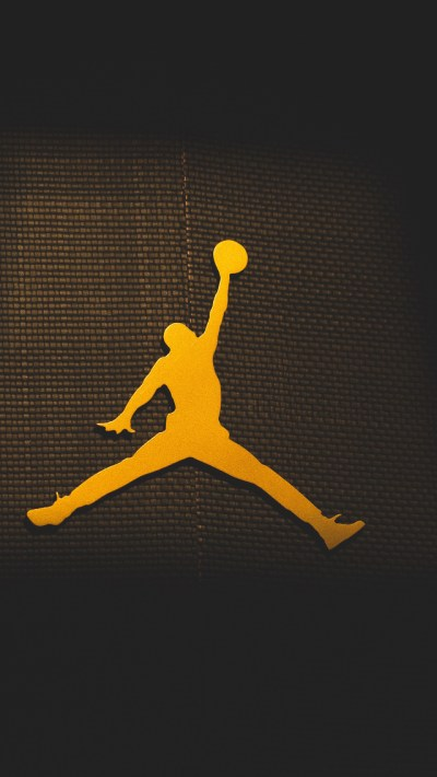 Jordan Logo iPhone Wallpaper HD