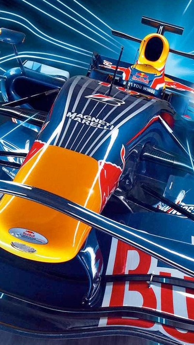 Formula 1 iPhone Wallpaper HD