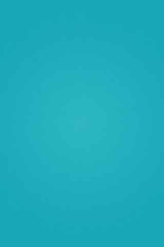 Teal Blue iPhone Wallpaper HD