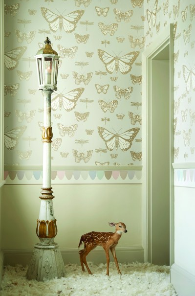 Cole & Son's New Whimsical Wallpaper Collection - The LuxPad