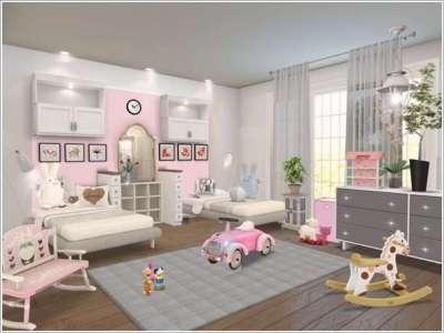 33 Kids Room Models Made by Homestyler