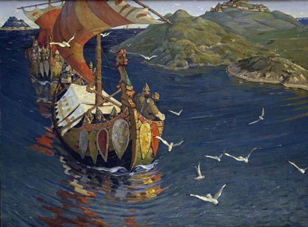 Were Norsemen Tattooed? Evidence of Ink on the Rugged Rusiyyah | Ancient Origins