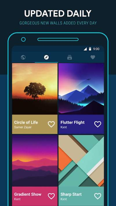 Backdrops Pro Apk - Wallpapers v3.16 Download [Latest]
