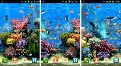 Best aquarium and fish live wallpapers for Android ...