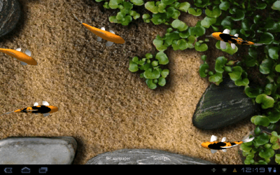 Android Wallpaper Review: Koi Live Wallpaper | Android Central