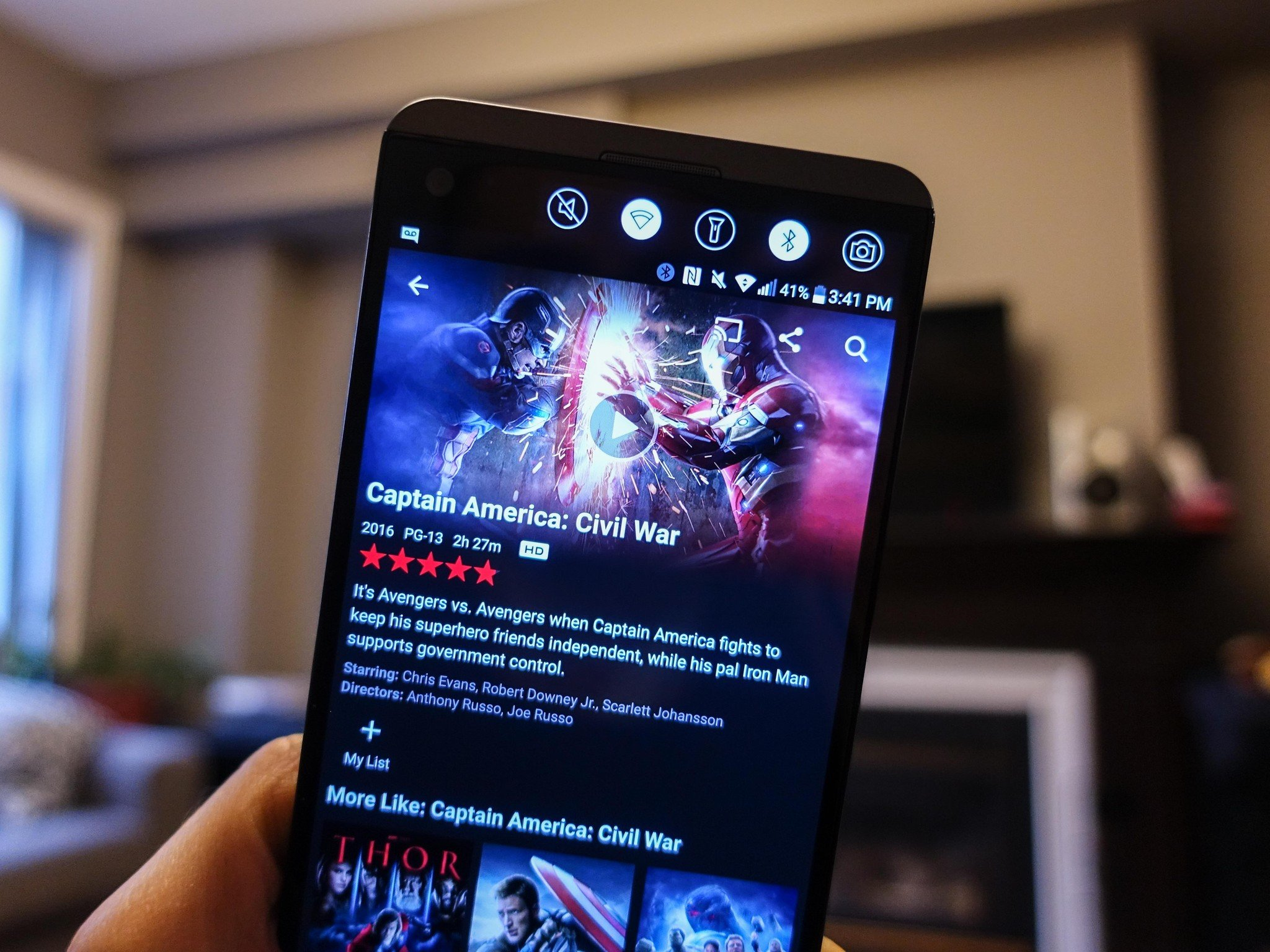 How much mobile data does streaming media use? | Android Central