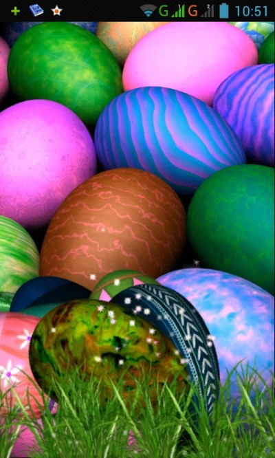 Easter Live wallpaper free Android App APK by Burnout soft