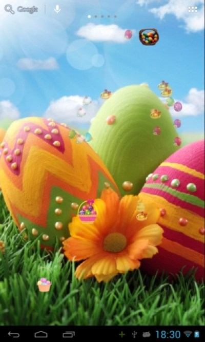 Easter Live Wallpaper Android App APK by Martats
