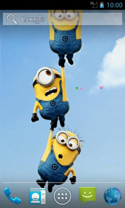 Funny Minions Live Wallpapers Android App - Free APK by ozhar