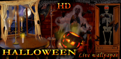 HD Halloween Live Wallpaper Android App APK by Milenita Live Wallpapers and Widgets