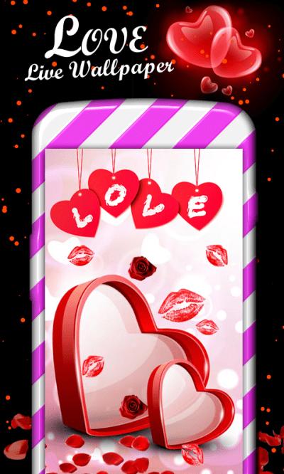 Love Live Wallpaper 2015 Android App APK by Gigo Multimedia