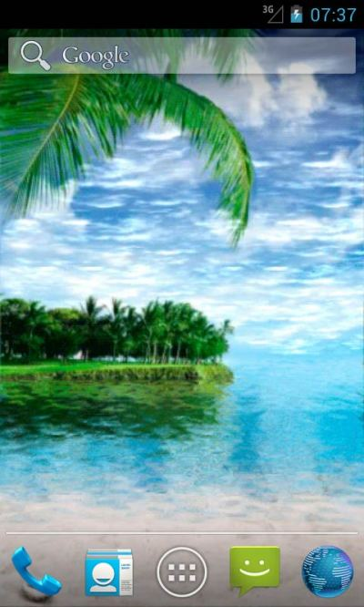 Summer Paradise Live Wallpapers Android App - Free APK by ozhar