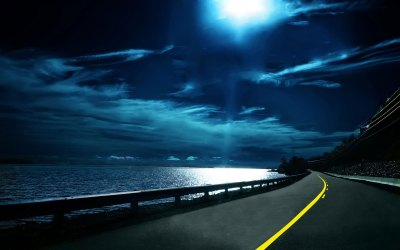 20 majestic HD wallpapers of the beautiful night light