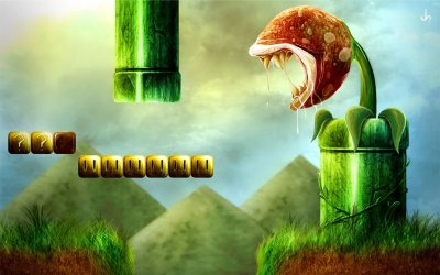 75 HD wallpapers from your favorite video games