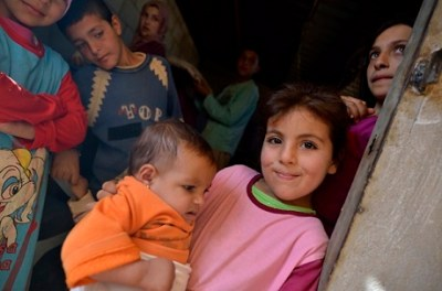 Global Anglicans asked to speak up for Syria's children
