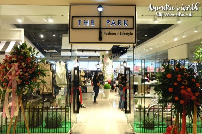 The Park Fashion + Lifestyle Store - Animetric's World