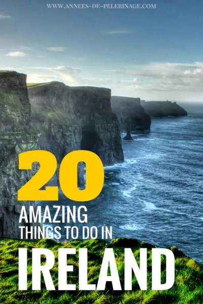 20 AMAZING things to do in Ireland [#5 will blow your mind!]