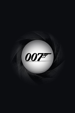 iPhone 007 James Bond wallpapers - W3 Directory Wallpapers