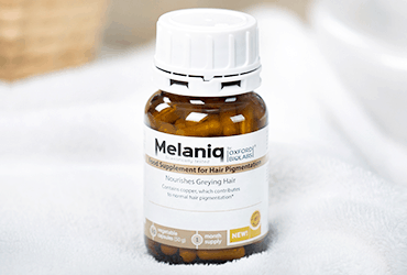 Melaniq small bottle