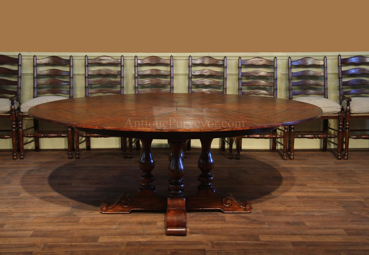 mahoganydining table jupe jupe p rustic round kitchen table 78 inch rustic round dining table for the casual dining area