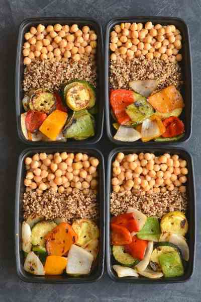 Low Calorie Meal Prep Recipes that Leave You Full - An Unblurred Lady