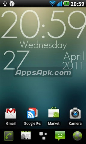 Super Clock Wallpaper Free APK Download for Android