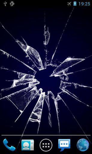 Cracked Screen Live Wallpaper APK Download for Android