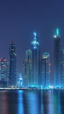 Dubai Night Live Wallpaper APK Download for Android