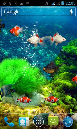 Aquarium Live Wallpaper APK Download for Android