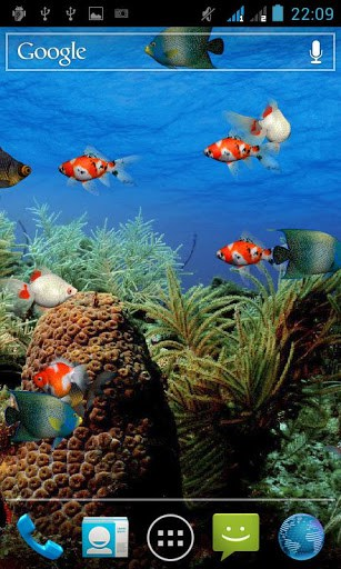 Aquarium Live Wallpaper APK Download for Android